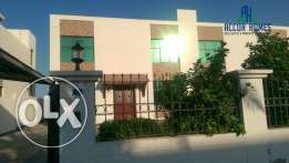 Spacious, semi furnished 4 BHK villa for rent in Sanad at BD 700/month