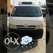 Minibus frozan for sale