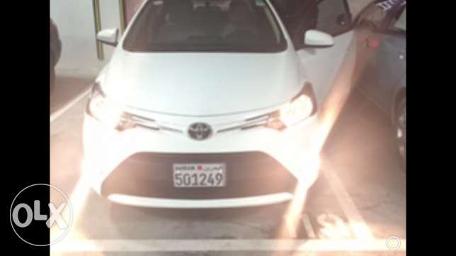 Toyota Yaris 2015 perfect condition