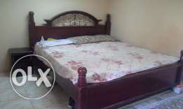 I want to sell bed and showcase low price