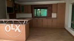2 bedroom semi furnished apartment for rent