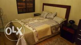 1br.flat for rent in amwaj island boat jetty