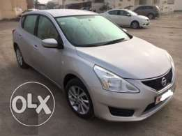 Nissan Tiida 2014 Hatchback New Shape