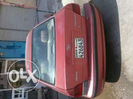Tercel car for sell