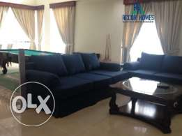 Modern style, fully furnished 2 BHK flat in Adliya at 600/month