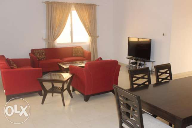 Elegant 3 BR flat in Saar / Pool, Gym