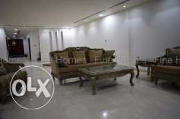 3b/r fully furnished villa at amwaj