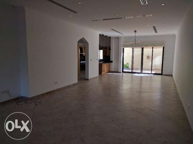 Modern 4 Bedroom semi furnished villa for rent with garden -