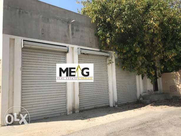 Storage Space Available in Saar. Bd250/- all inclusive. Three Shutters