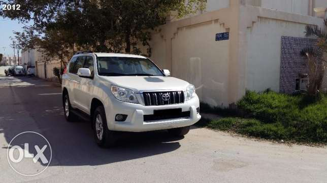2012 model 6 Cylinder Prado For Sale