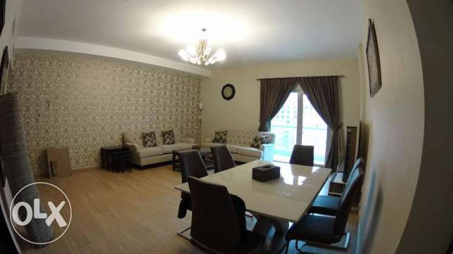 Brand new fully furnished two bedroom flat for rent in Juffair