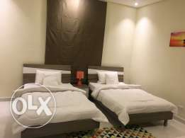 2Bedroom fully furnished apartment in Juffair (inclusive)