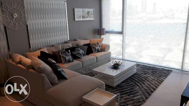 Bright and elegant 2 edrooms apartment for rent in Reef island