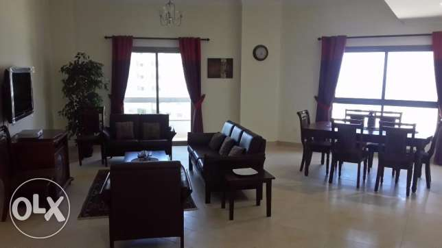 Spacious sea view 2 BR Juffer