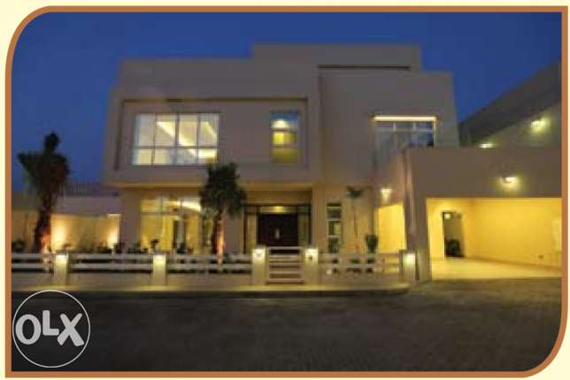 Compound villa for rent in janabiyah