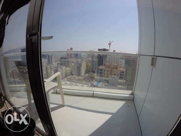Single bedroom with Superb View in Juffair جزر امواج  -  6