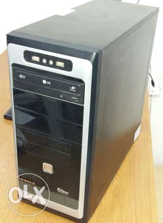 INTEL dual core PC/ 320GB HD