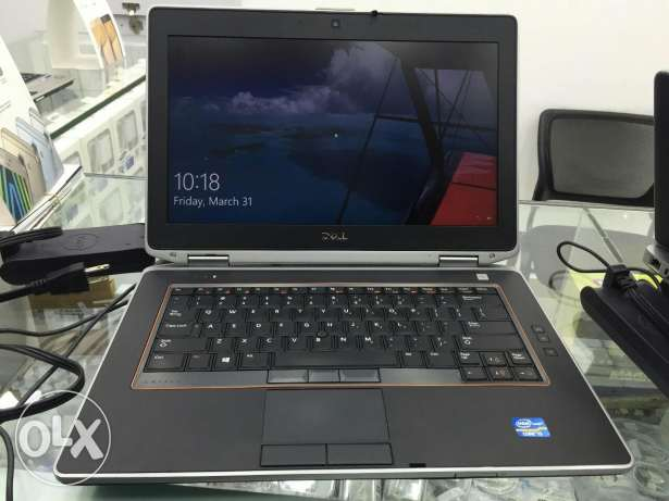 Used liptop dell latitude e6420 i7
