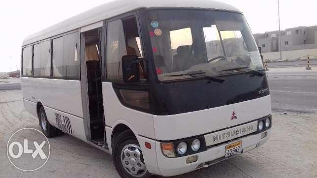 Bus for sale 2002 model passing October last