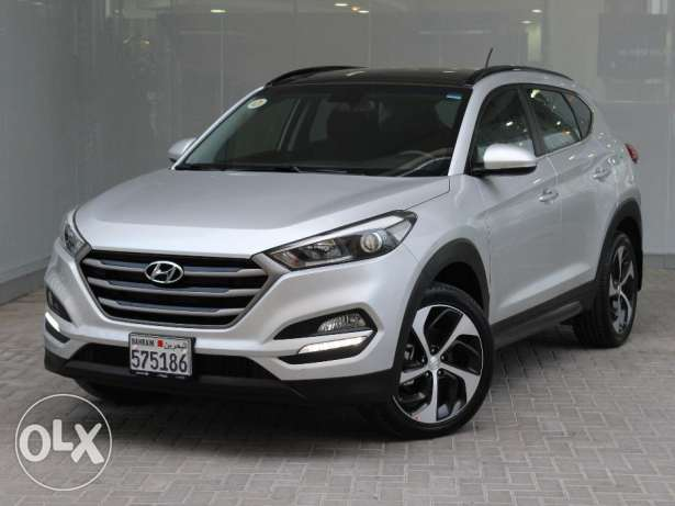 Hyunday Tucson 2016 Silver For Sale