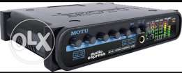 motu Audio Express Firewire/USB Interface Professional