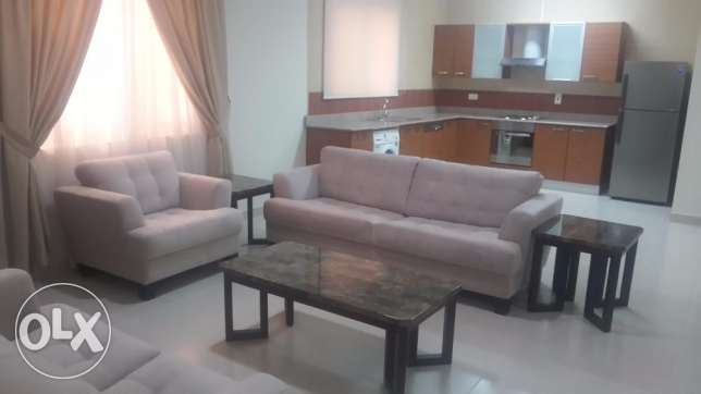 Near Sant crest school / 2 BR flat in Saar