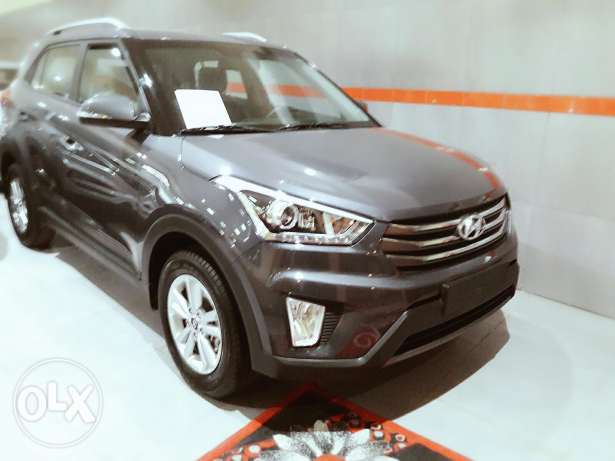Hyundai creta new 2017 model
