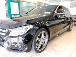 Quick Sale ## Mercedes C200 AMG ## 2015