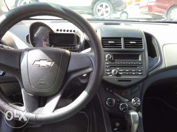 Chevy Sonic 2012 excellent car