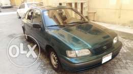 Toyota Tercel 1999 Model For Sale Single owner