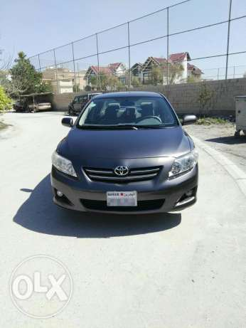2008 Corolla in good condition