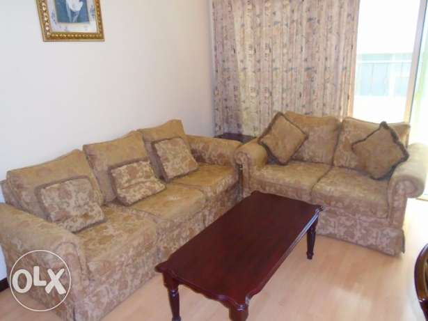2 Bedroom lovely f/furnished Apartment in Mahooz