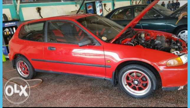 Urgent sale Civic 93