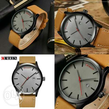Mens Curren Watches
