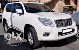 Toyota Prado V6 2011 model good condition for sale