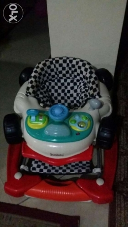 baby walker junior