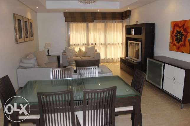 Spacious 2 BR flat in new Sanabis / Balcony