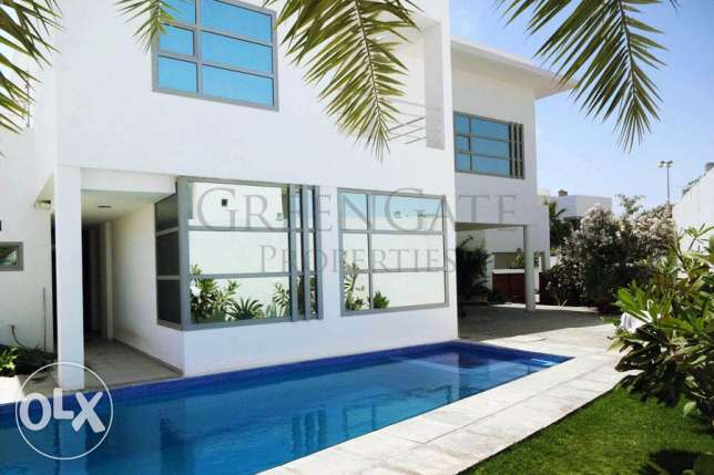 Ultra-Modern Four Bedroom Villa for Rent