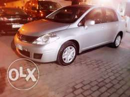 Nissan tiida cc 1.8 full option 2012 model for sale .