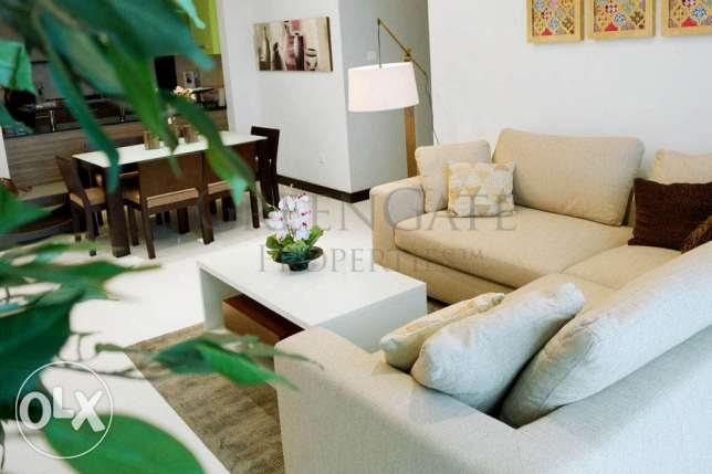 Brand New Fully Furnished Three Bed Apt