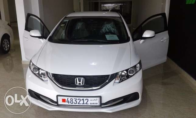 Honda civic 1.8 i-vtec model 2014 for sale