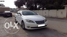 2010 model Full Option LEXUS ES 350