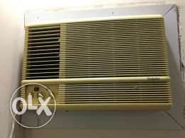 2 window AC for sale