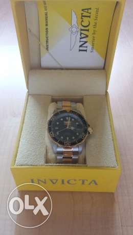 original Invicta Watch (Men)( Brand New/Unused) 85BD