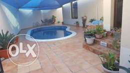 4 bedrooms fully furnished villa for rent in new qalali front of amwaj