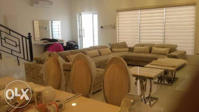 Brand new modern 3 bedroom fully furnished villa for rent - inclusive