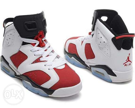 Air Jordan retro 6 available in three colours