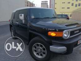 One day offer 2012 Toyota FJ Cruiser full option Bahraini