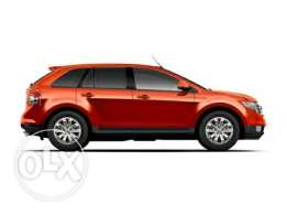 Ford Edge 2008 Model Full Dealer service History