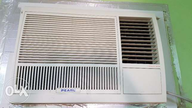 PEARL air conditioner 2 tons URGENT sale